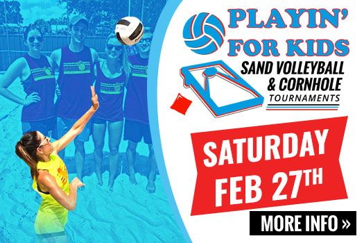 Playin' for Kids Charity Tournaments